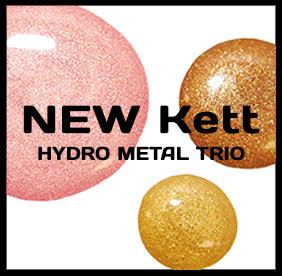 Kett Hydro Metal Trio